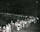 Then: 1940s Evening Registration Line