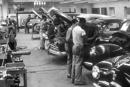Then: 1950s Auto Repair Class