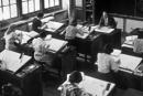 Then: 1950s Women Drafting