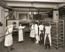 Breadmaking Students 1920s
