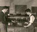 Chemistry Class, 1920s