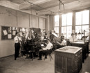 Printing Shop, 1920s